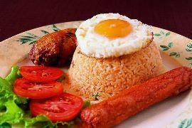 ข้าวผัดอเมริกัน..ข้าวผัดสัญชาติไทย..เชื้อสายไทย..