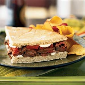 แซนด์วิช…จานเด็ด…ของ…คนด่วน!!!