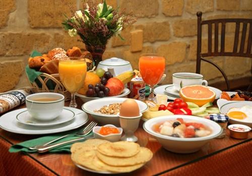 ลดน้ำหนักด้วยการเพิ่มมื้อเช้า อาหารกับสุขภาพ